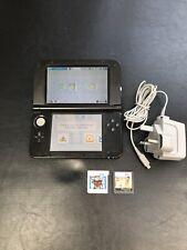 Nintendo 3ds XL Complete With Charger And Games Bundle *PLEASE READ DESCRIPTION*