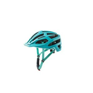 Cratoni C-Flash Fahrradhelm // türkis/blau matt turquoise One Size