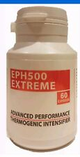 """EPH500 Fat Burning Stack 100% Works """"The Original Product from the  Manufacturer"""