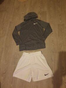 Nike DriFit Boys Clothes Age 10-12