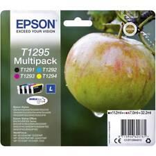 Cartuccia Epson T1295 multipack Mela Originale