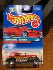 1998 Hot Wheels Tropicool Series Classic Caddy #695