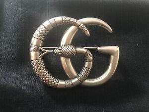 Gucci GG Brooch