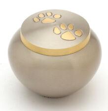 "Chertsey Pewter 3"" Cremation Ashes Pet Urn UU500003C"