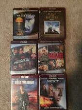 Waterworld-Flags Our Fathers-Assult Prect 13-Etern Prom-Next-Road Warrior HD DVD