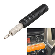 Wireless Bluetooth Phone To 3.5mm AUX Car Stereo Audio Music Receiver Adapter
