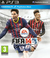 Fifa 14 (calcio 2014) Ps3 Playstation 3 It Import Electronic Arts