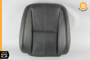 07-09 Mercedes W221 S550 S450 Front Left or Right Top Upper Seat Cushion Black