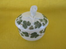 Hutschenreuther Weinlaub SUGAR BOWL (Grape Leaves) have more items to this set