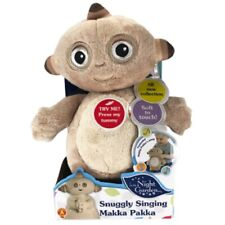 In the Night Garden Snugly Singing Makka Pakka 25cm NEW
