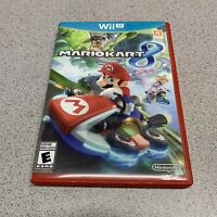Mario Kart 8 - Nintendo Wii U No Manual