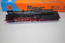 Roco 43249 Steam Locomotive Series 23 105 DB Gauge H0 Boxed