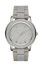 DKNY Glitz Light Grey Dial Women's Watch NY8425