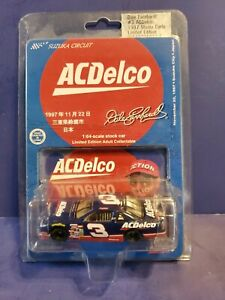 Car 1:64 NASCAR 1997 Dale Earnhardt Japan Race AC DELCO Limited Edition Action