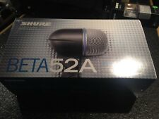 Shure Shure Beta 52A Bass/Kick Drum Microphone