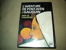 """DVD """"L'AVENTURE DE PONT-AVEN ET GAUGUIN - VISITE DE L'EXPOSITION"""""""