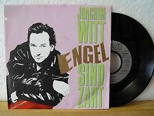 """7"""" Single - JOACHIM WITT - Engel sind zart - Meine Lotion - RCA 1988"""
