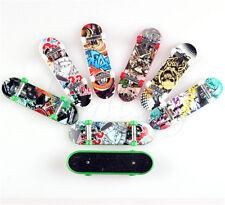 2X Mini Skateboard Finger Board Skate Boarding Model Toy Party Kid Children Gift