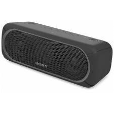 Sony SRS-XB30/BLK EXTRA BASS Portable Wireless Bluetooth Speaker 24HR BATT