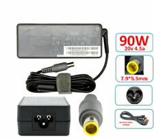 Laptop Charger For Lenovo Thinkpad T400 T410 T420 T430 Z50 20V 4.5A AC Adapter