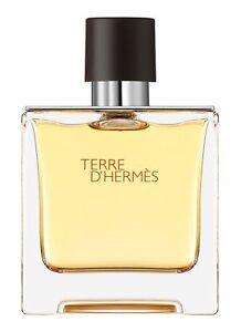 Terre d'Hermes 0.42 oz / 12.5 ml Travel Pure Perfume Spray Mini