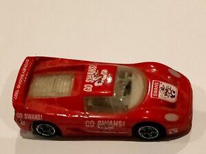 Matchbox Ferrari F50 Sydney Swans AFL diecast car 1997