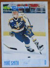 Michael Smith - 1993-94 Classic Draft Picks - Lake Superior State Lakers