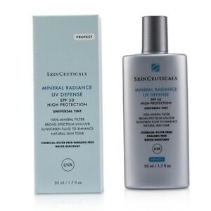 Skin Ceuticals Protect Mineral Radiance UV Defense SPF50 50ml Womens Skin Care