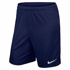 Midnight Nike Park II Knit Short Uomo NB Navy/ (white) S Sport (dp5)
