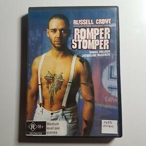 Romper Stomper | DVD Movie | Russell Crowe, Jacqueline McKenzie | Drama/Crime