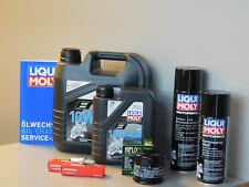 Sistema de Mantenimiento Honda CRF 1000 africa twin Filtro aceite bujía Servicio
