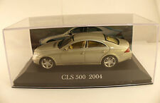 Collection kiosque Mercedes Benz CLS 500 2004 1/43 neuf boite Altaya IXO