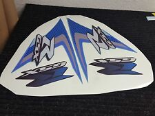 2007 SUZUKI GSXR 750 FAIRING DECALS GSX-R 750 GRAPHICS MOTORCYCLE BIKE STICKERS