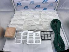 Vorwerk folletto vk 135 136 + cavo alim. 12 sacchetti 12 profumi 2 filtri