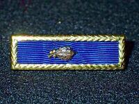 Vietnam War USAF Air Force Presidential Unit Citation Ribbon Bar w/ Oak Cluster