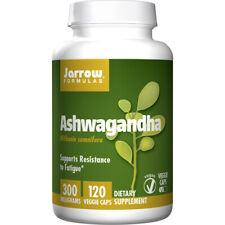 Ashwagandha, 300mg X 120VCaps, Articulations, Fatigue, Immunitaire Support,