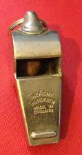 Vintage 'The Acme', Thunderer Whistle