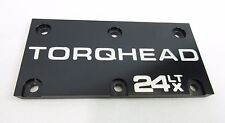 TorqHead LT1 Throttle Body Plate Cover with screws