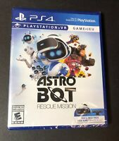 Astro Bot Rescue Mission [ PS VR Game ] (PS4 / PSVR) NEW