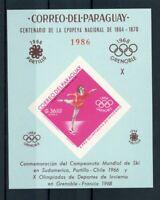 Paraguay MiNr. Block92 postfrisch MNH Olympia (Oly1567