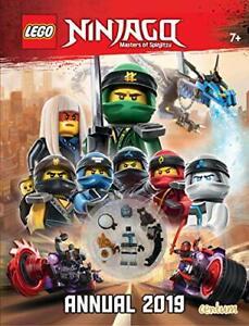 Lego Ninjago Annual (Annuals 2019) by Centum Books Ltd Book The Cheap Fast Free