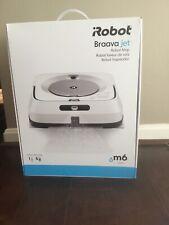 iRobot Braava Jet M6 Wi-Fi Connected Robot Mop by Roomba- Read Below