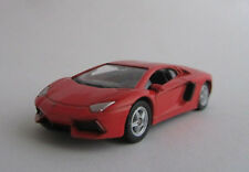 Welly Lamborghini Aventador / Orange / Druckgussmodel / Nex Models/1:60/OVP/Neu