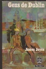 James Joyce - Gens de Dublin . Poche 1965 .