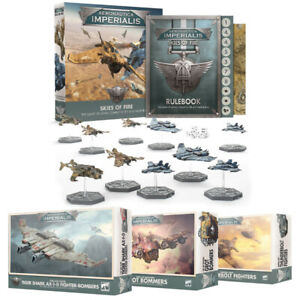 Aeronautica Imperialis Game & Expansions   Games Workshop 40k Tabletop Dogfight