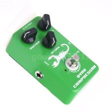 JOYO JF-10 pedale compressore dinamico Guitar AMP effetti pedale True Bypas Hot