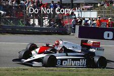 Marc sürer Brabham BT54 Dutch GRAND PRIX 1985 Photo