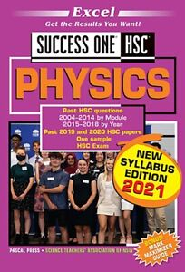 Excel Success One Physics 2021 PAST PAPERS * BRAND NEW NEVER USED * FREEPOST
