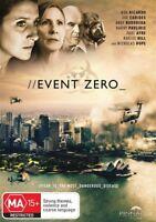 Event Zero DVD NEW Region 4