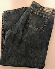 DKNY Jeans Westside Pants Performance Denim Pants Dark Blue Size 40x30